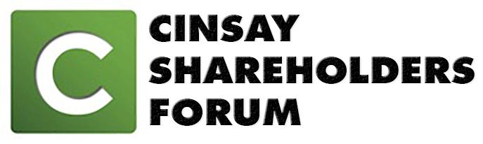 Cinsay Stockholders